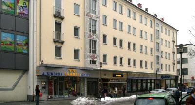 Objekt der ECE Begierde in der Bahnhofstrasse Passau