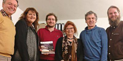 Regiothek besucht Grünen Stadtrat in Passau