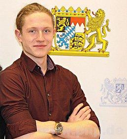 Matthias Weigl, Landesschülersprecher 2016/2017