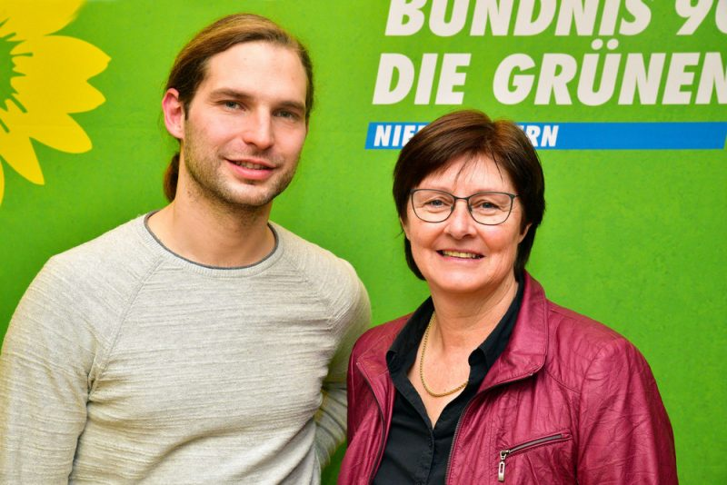 Rosi Steinberger und Toni Schuberl